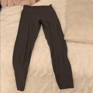 Lulu lemon align 2 pants size 4 grey